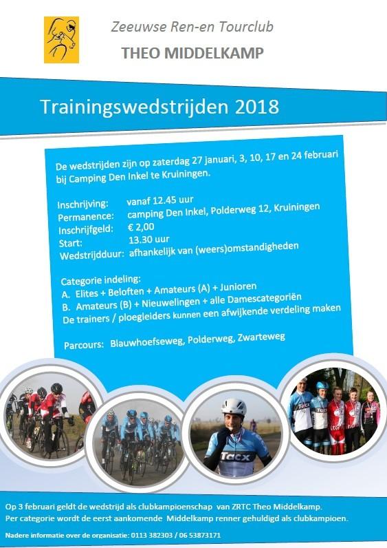 Trainingsritten ZRTC Middelkamp